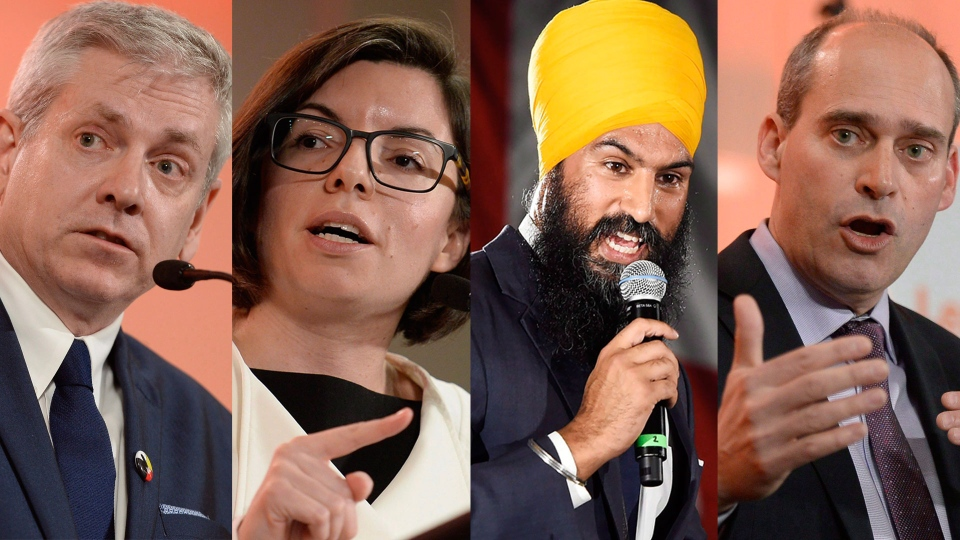 NDP ELECTIONWATCH 2017:  The Indifferent Layperson's Guide to the 2017 New Democratic Party Leadership Race (2/2)