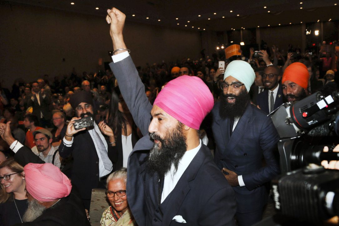 Jagmeet Singh, and What He Means​